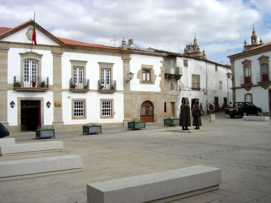 Plaza Miranda do Douro